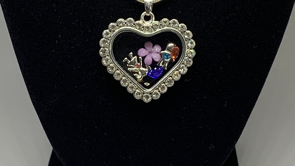 Floating Memory Necklace