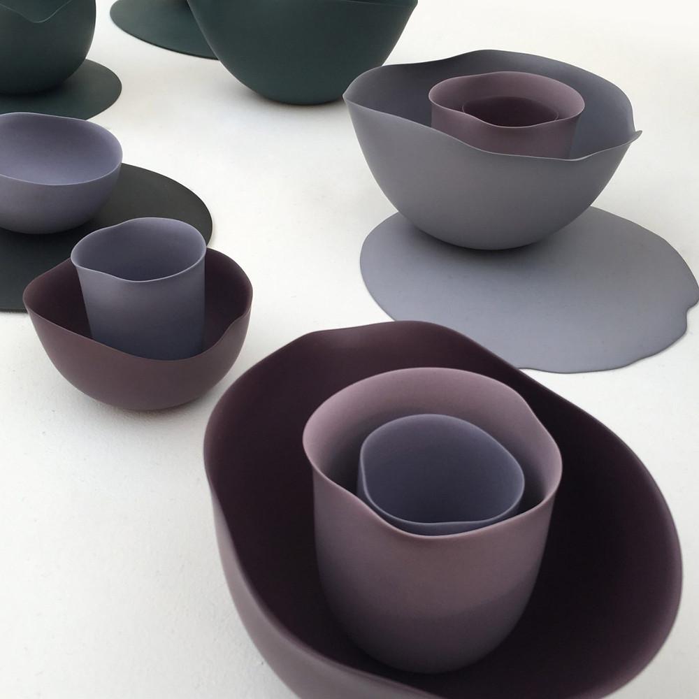 Ceramic Cups - Seo Yeon Park
