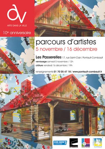 Parcours d'Artistes 2012