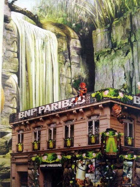 Facade BNP