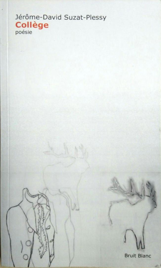 1° de couv. recueil de poésie