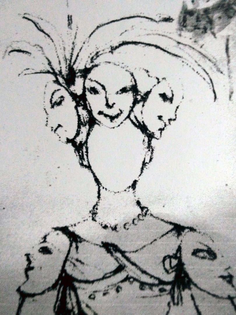 Masque comedie Française