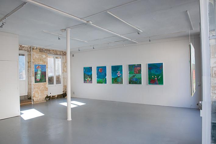 Galerie Label Friche. Photo R. Kriegel..