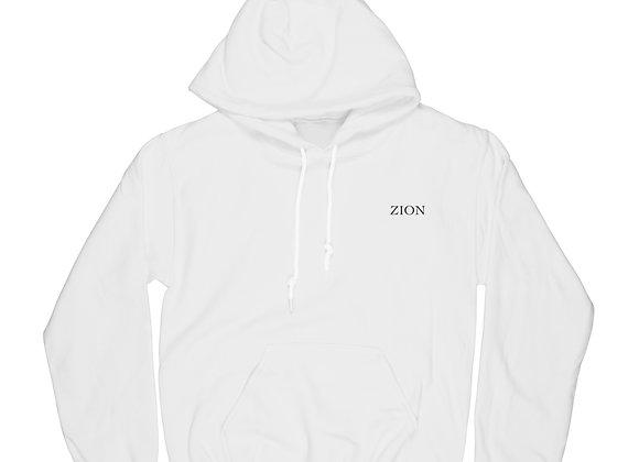 ZION Hoodie - White