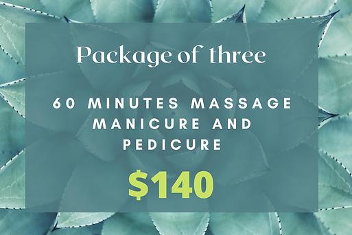 Green Flower Massage Gift Certificate.pn