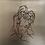 "Thumbnail: ""Finger Banger"" Metallic Canvas Print"