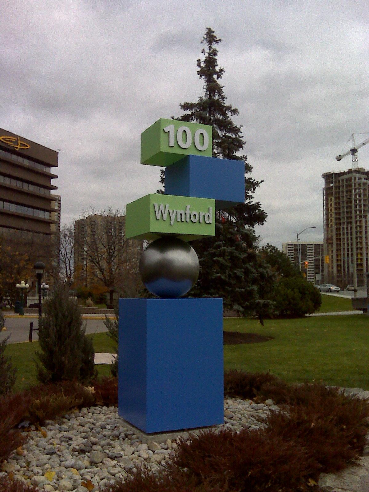 100 Wynford