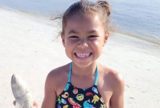 7-Year-Old Dies After Being Shot Through Her Bedroom Wall by Drunken Man Visiting Her Neighbor.
