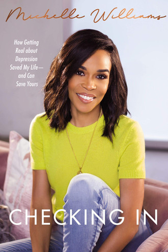 """Singer Michelle Williams Encouraging  Ultimate Self-Care with Her Book """"Checking In""""."""