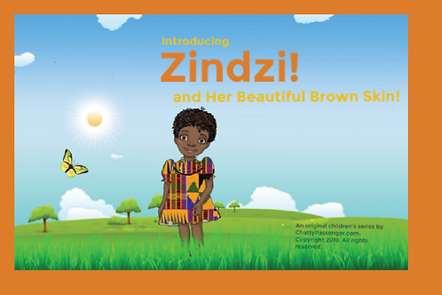 Zindzi and Her Beautiful Brown Skin