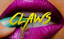 It Goes Down on Claws!