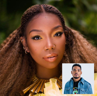 """Brandy Drops a New Single """"Baby Mama"""" Featuring Chance The Rapper! [LISTEN]"""