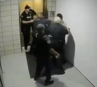 Mesa Police Officers Caught on Video Beating Unarmed Man. [WATCH]
