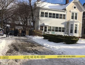 "New York Couple and Two Children Found Dead in an ""Act of Savagery""."