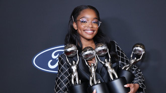 "Marsai Martin Says She Won't Do Projects that Show Black Pain: ""That's Not Who I Am""."