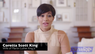 """Lost Files! Cardi B as Coretta Scott King in """"Real Housewives of Civil Rights"""". [WATCH]"""