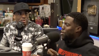 """Kevin Hart Details His """"Irresponsible"""" Behavior. """"You Make Your Bed, You Lay in It. I"""