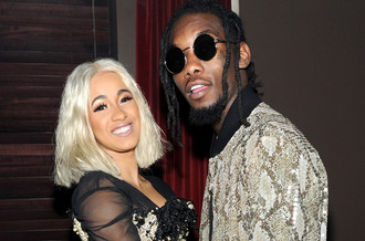 My Girl Cardi B Might Be Baking Offset's Offspring After All! [PHOTO]