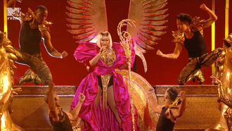 #ICYMI MTV's Video Music Awards Rewind! Nicki Minaj, Jennifer Lopez and More Perform! [WATCH]