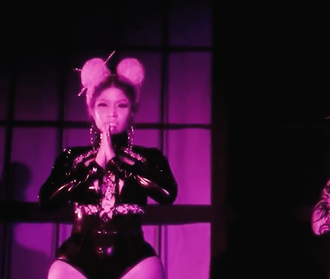 "Nicki Minaj Teases the ""Chun Li"" Music Video! [WATCH]"