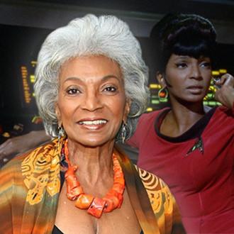 Star Trek's Uhura, Nichelle Nichols, Reportedly Suffering from Dementia.