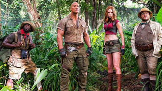 Teasers Drop for Jumanji 2! [VIDEO]