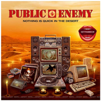 Say Whaaaat?! Public Enemy Releases New Music for FREE! [LISTEN HERE]