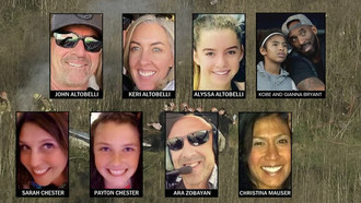 All 9 Bodies Recovered from the Helicopter Crash Site that Claimed the Life of Kobe and Gianna Bryan