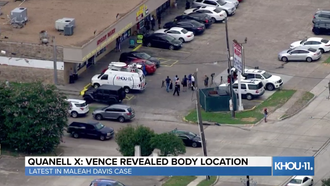 BREAKING: Quanell X Says that Derion Vence Told Him Where to Find Maleah Davis' Body.