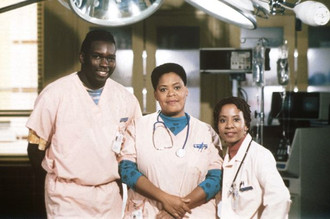"""ER""Actor Dearon Thompson, Known as Deezer D, 55, Has Died."