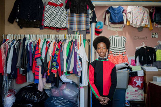 11-Year-Old NY Boy Opens His Own Thrift Store for Low-Income Families.