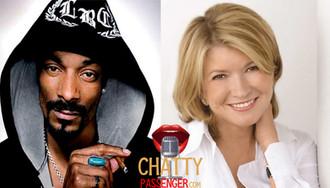 Snoop Dogg and Martha Stewart Get Hot in the Kitchen! [WATCH]
