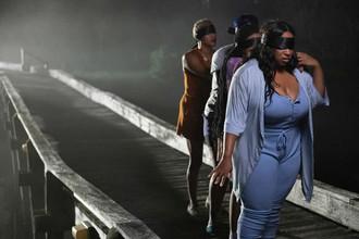 Gospel Singer Kierra Sheard-Kelly Teams Up with LeToya Luckett and Drew Sidora for Thriller Film!