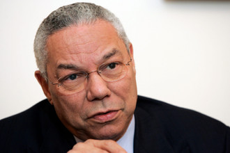 General Colin L. Powell, First African-American Secretary of State, has Passed Away.