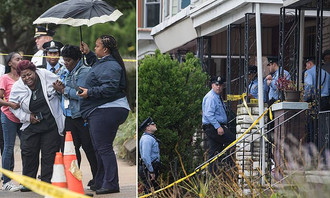 Philadelphia Man in Custody After His Mother, Stepfather and Two Young Brothers Found Murdered!