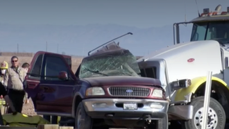 SUV Allegedly Carrying 27 People Crashes with a Semi, Leaving 15 Dead!