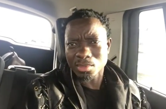 Brotherly Love. Michael Blackson and Tyrese Gibson Share Family Court Sympathies. [WATCH]