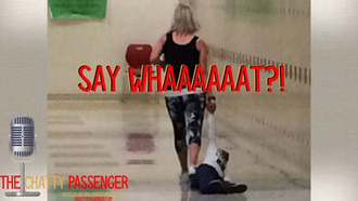 SAY WHAAAAT!?!? Teacher Caught Dragging Student!