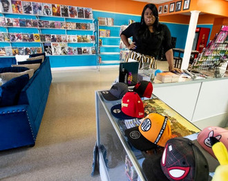 Montgomery, Alabama Native Opens a Safe Haven for Geeks Who Love Comics!