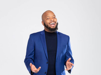 """Christian Comedian Kevin Fredericks Launches His Own Streaming App """"KevOnStage Studios""""!"""