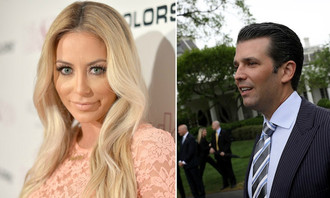 Ex-Danity Kane Member, Aubrey O'Day, Had An Affair with #45 Jr.? Her Song Suggests So! [LISTEN]