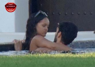 Rihanna's New Beau Has a Name! [PHOTOS]
