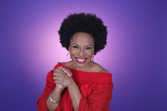 "I'm in Love with the Book ""The Mother of Black Hollywood"" by Jenifer Lewis."