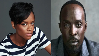 "Letitia Wright and Michael K. Williams to Star in Mandler Film ""Surrounded""."