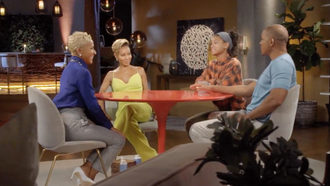 "Jada Pinkett-Smith's ""Red Table Talk"" Returns and Will Smith Opens Up About EVERYTHING"