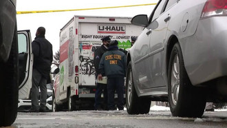 Human Remains, Some Deep Fried, Found in a U-Haul and in Trash Bags Behind a Strip Mall.