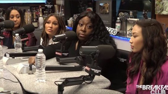 """The Ladies of """"The Real"""" FINALLY Share the Tea on Tay-Tay! Tamar Braxton's Firing, Sec"""