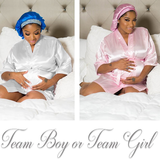 Toya Wright Invites Us All to Witness Her Gender Reveal! [WATCH]