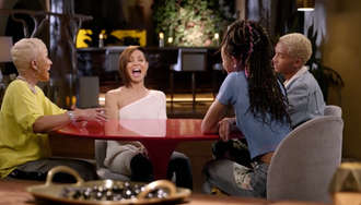 "Jada Pinkett-Smith Admits to Slanging Dope During the ""Red Table Talk"" on ""Parenting&"