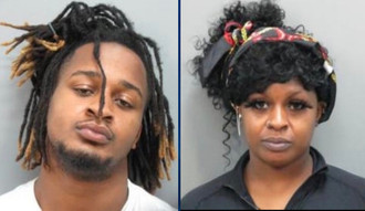 Mother and Son On the Run from Alabama Police After Allegedly Kidnapping and Stabbing a Man!